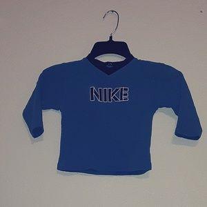 Vintage Blue Nike Boys Sweater